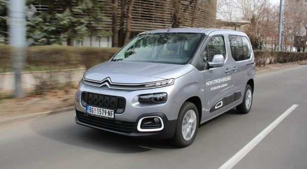 Citroën Berlingo Business BlueHDi 100 N1