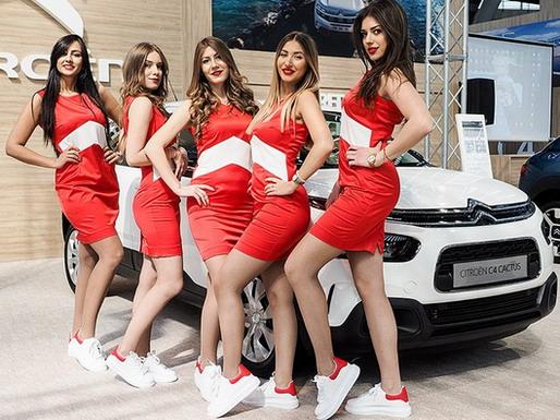 Citroen na Salonu automobila u Beogradu