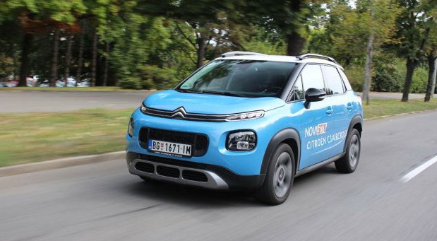 Citroen C3 Aircross BlueHDI 100
