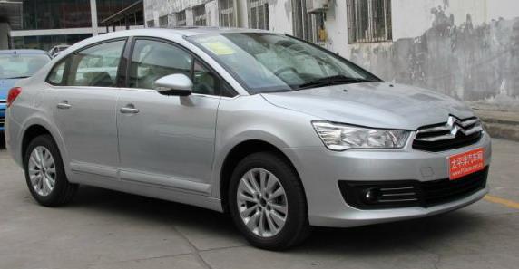 [SUJET OFFICIEL][CHINE] Citroën C-Quatre restylée [B3] - Page 2 Citroen%20quatre%201111