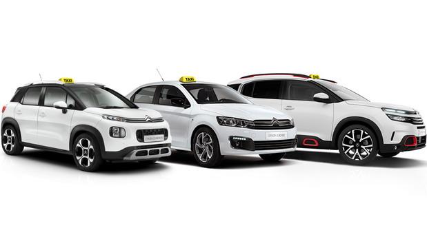 Citroen Taxi vozila