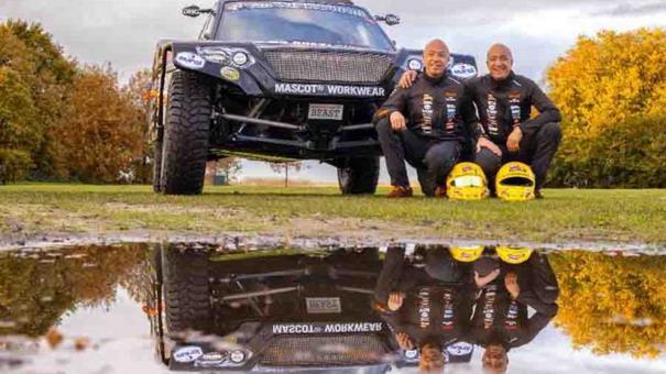 Braća Koronel voze 2020 Dakar reli