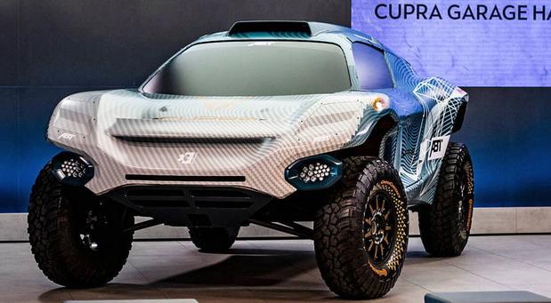 Cupra Odyssey21