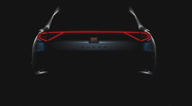 Cupra SUV Coupe concept