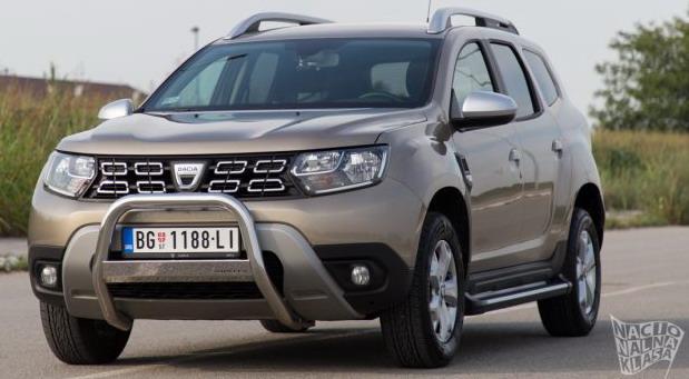 Dacia Duster TCe