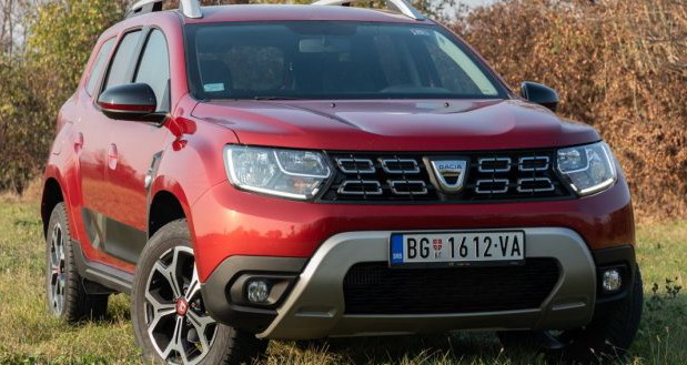 Dacia Duster TCe Techroad