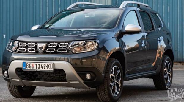 Dacia Duster Prestige 1.6 Sce