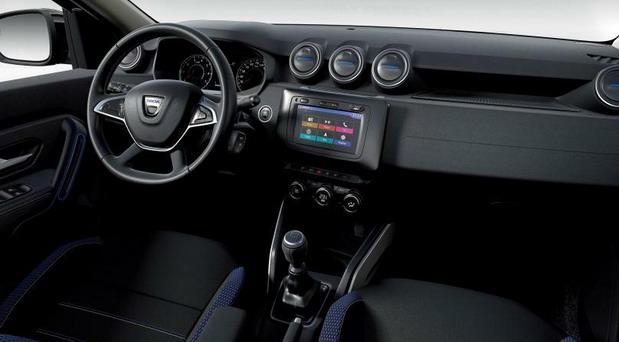 Dacia Proud