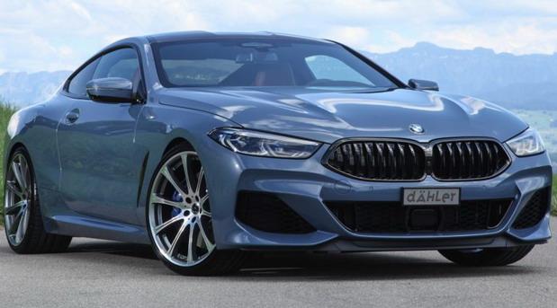 Dähler BMW 8