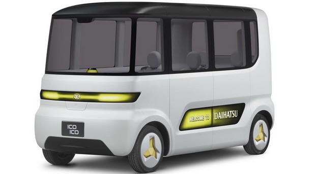 Daihatsu Ico Ico