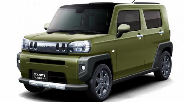 Daihatsu TAFT concept