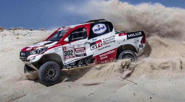 Toyota Dakar