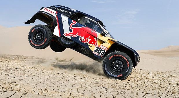 Dakar reli 2018