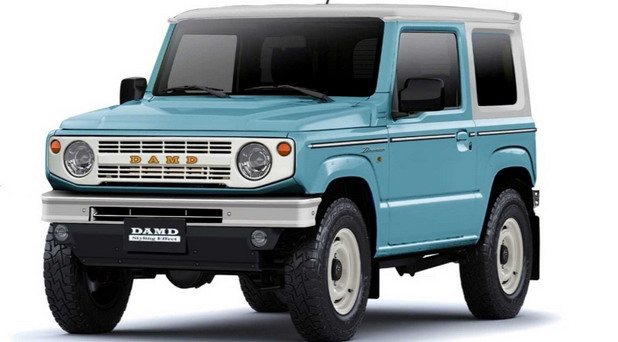 DAMD Suzuki Jimny