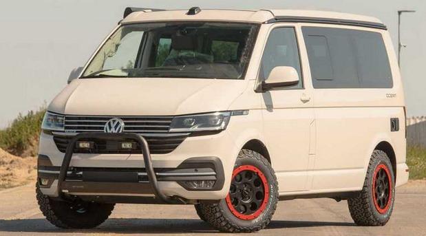 Delta4x4 & Seikel Volkswagen Transporter