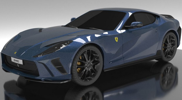 DMC Ferrari 812 Superfast