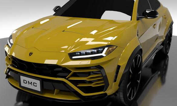 DMC Lamborghini Urus