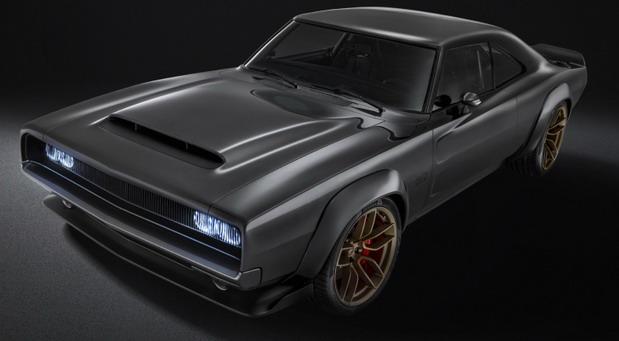 Dodge Super Charger SEMA concept