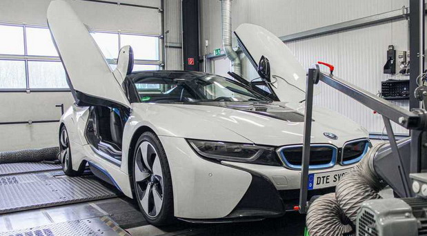 DTE Systems BMW i8