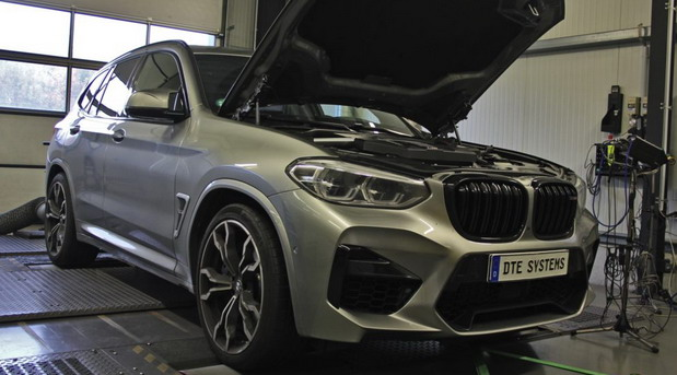 DTE Systems BMW X3 M