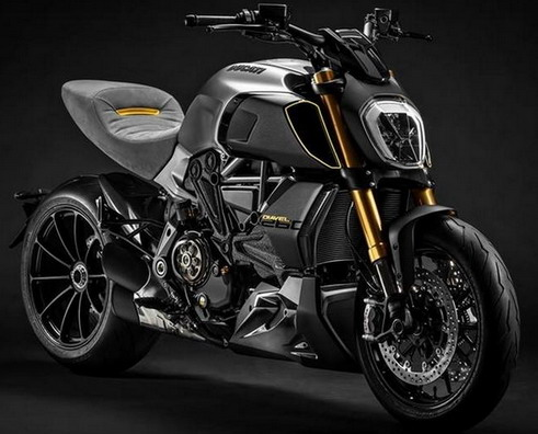 Ducati Diavel 1260 S Materico