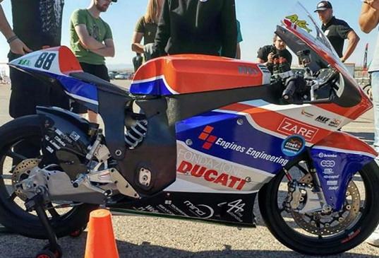 Ducati E