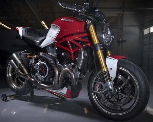 Ducati Monster 1200 Tricolore