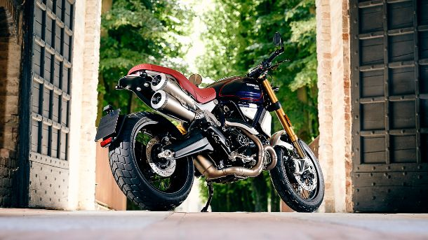 Ducati Scrambler Club Italia