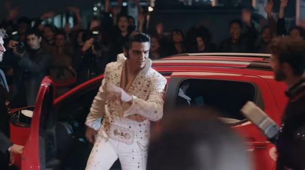 Elvis i FIAT
