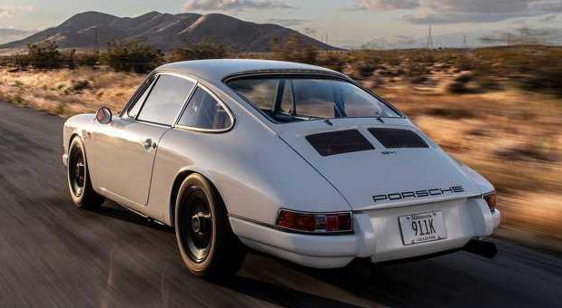 Porsche 911K Outlaw Emory Motorsport