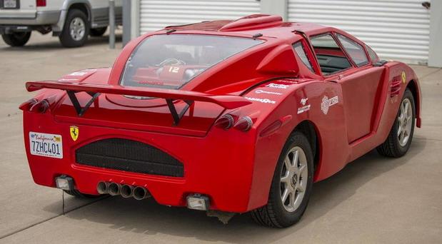 najbizarniji Ferrari Enzo