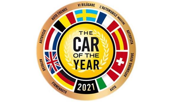 Evropski automobil godine 2021