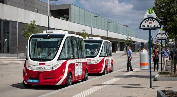 Beč dobio prve autonomne električne autobuse