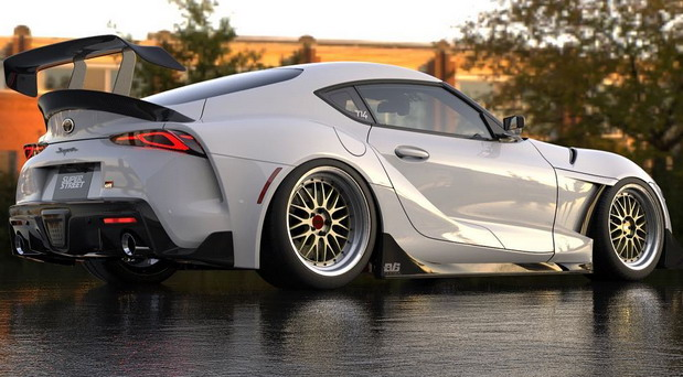 Toyota Supra Widebody