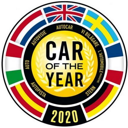 Evropski automobil godine 2020