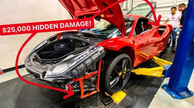 Polovni Ferrari