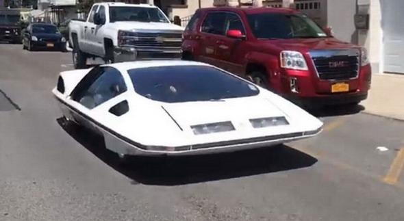 Ferrari 512S Modulo Concept