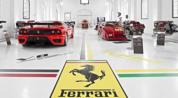 Ferrari muzej