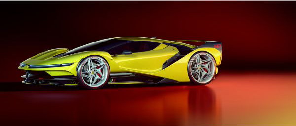 Ferrari F42 koncept