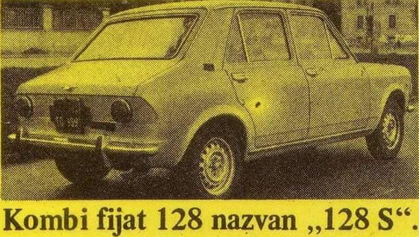Fiat 128 S