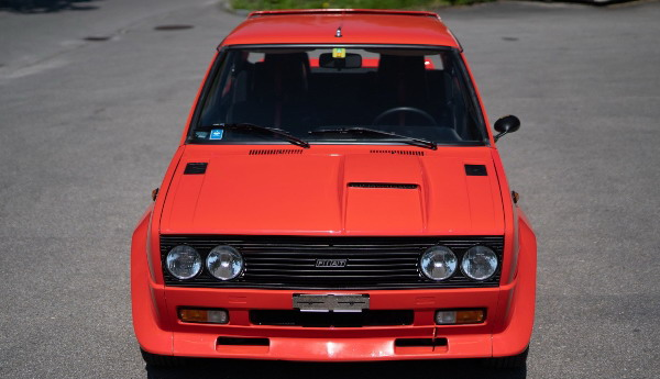 Fiat-Abarth Rally Stradale