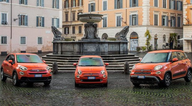 Fiat 500 porodica