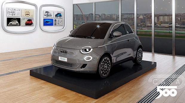 Fiat 500 Casa