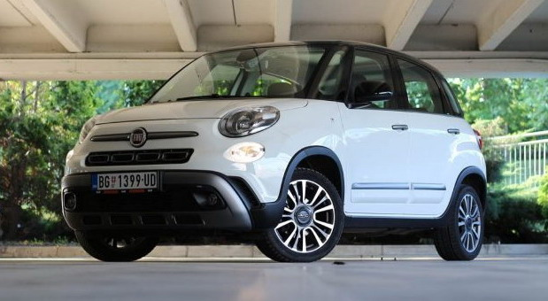 Fiat 500L Cross 1,3 MultiJet