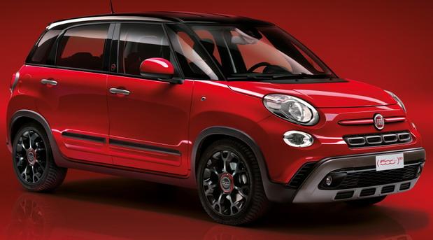 Fiat 500 L RED