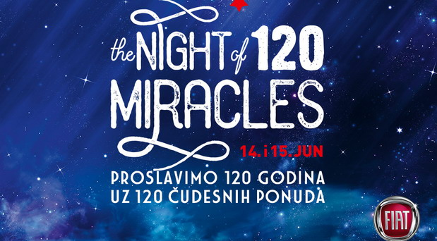 The Night of 120 Miracles