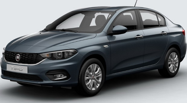 Fiat Tipo sedan 1.6 Mjtd Easy Busines