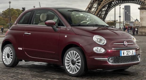 Fiat 500 By Repetto