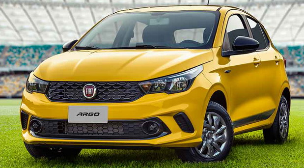 Fiat Argo Selection
