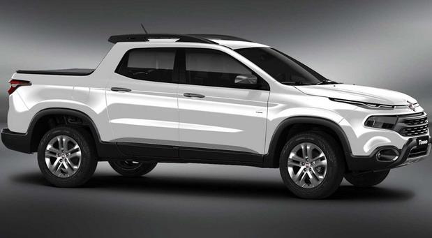 2020 Fiat Toro